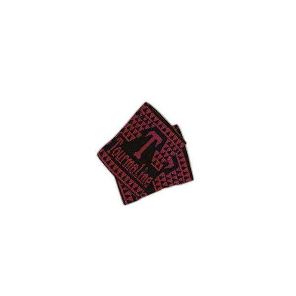 Manșete elastice cu turmalină și fibră magnetică (2 buc) Imagine 1