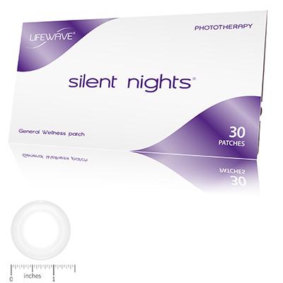 Lifewave Silent Nights – Pentru un somn adanc si revitalizant. Stop insomniei Imagine 1