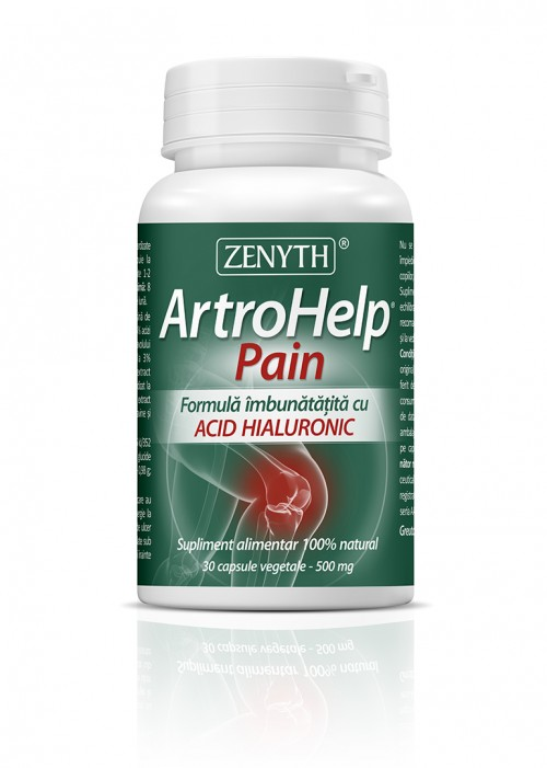 ArtroHelp Pain (30 capsule) Imagine 1