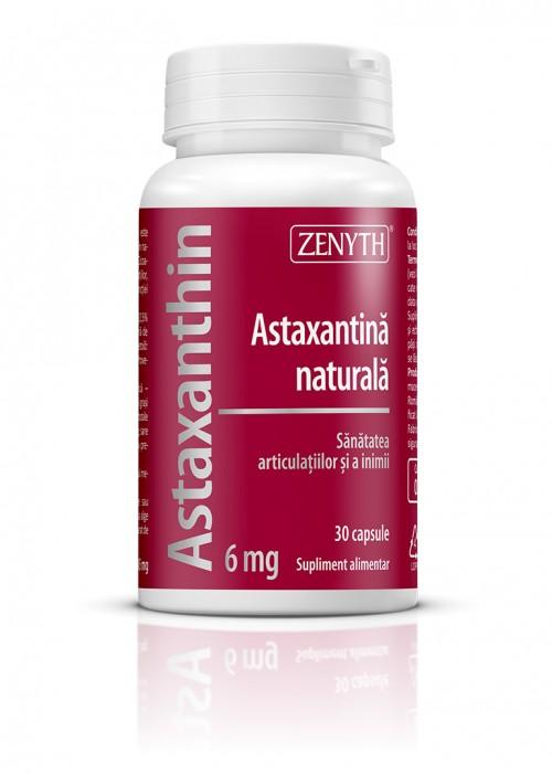 Astaxantină naturală (30 capsule) Imagine 1