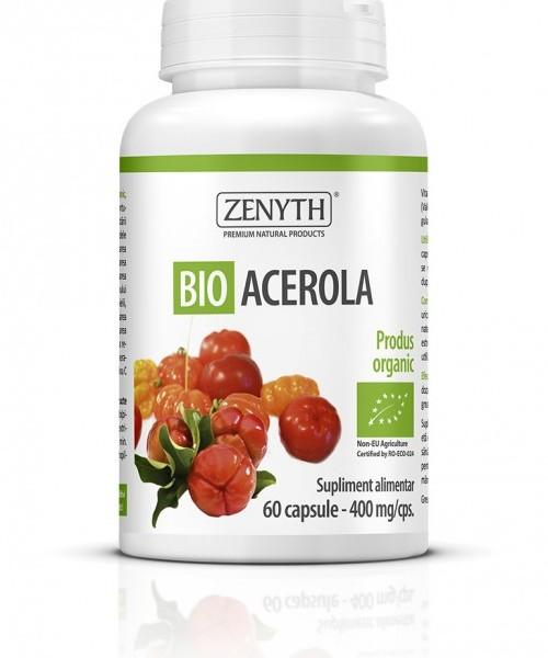 Bio Acerola (60 capsule) Imagine 1