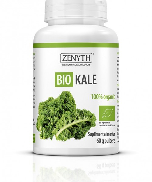 Bio Kale – pulbere (60 g) Imagine 1