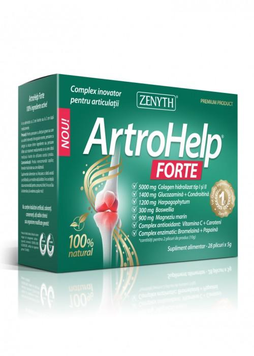 ArtroHelp Forte (28 plicuri) Imagine 1