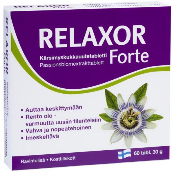 Relaxor Forte – 60 tablete Imagine 1