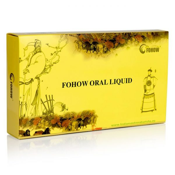 Fohow Oral Liquid Pheonix Cordyceps & Linchzhi – imunitate, digestie, adjuvant cancer, paleta larga de actiune Imagine 1