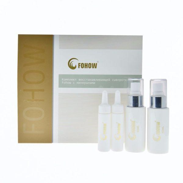 FOHOW – Ser regenerator cu minerale pentru reintinerire (2x10ml+2 pulverizatoare) Imagine 1