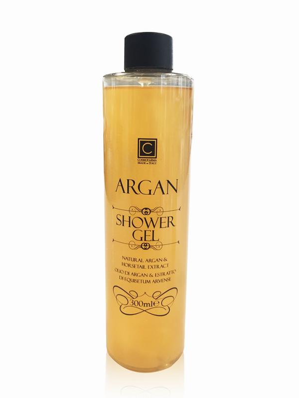 Blue Diamond – ARGAN Gel de duș cu ulei de argan și extract de coada calului Imagine 1