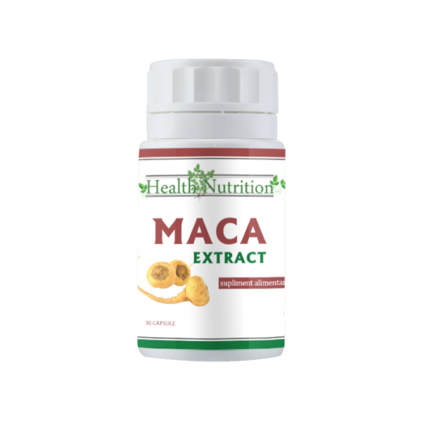 Maca Extract (30 capsule) Imagine 1