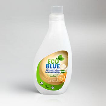 Blue Diamond – EcoBlue detergent lichid natural universal (1000 ml) Imagine 1