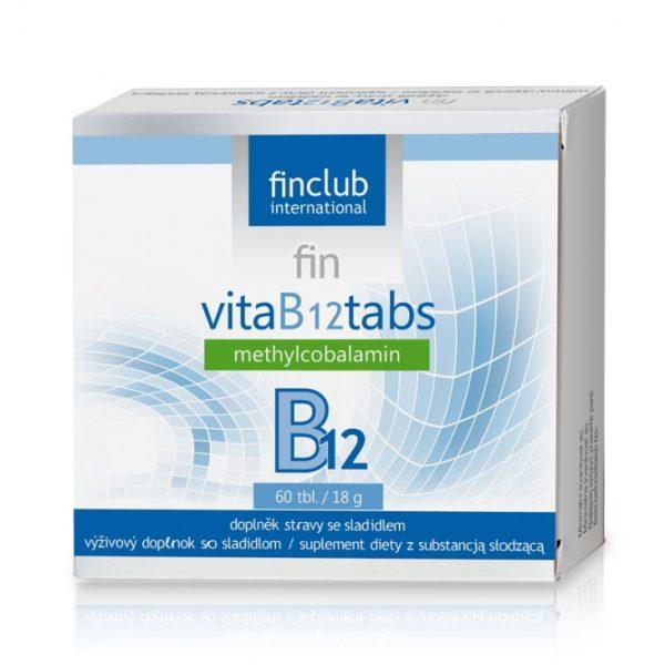 VitaB12tabs (60 tablete) Imagine 1