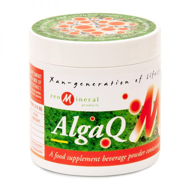 AlgaQ -Supliment alimentar (pulbere-180 g) Imagine 1