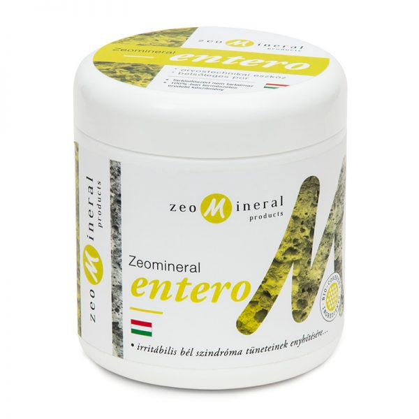 Zeomineral Entero – Praf medicinal (340 g) Imagine 1