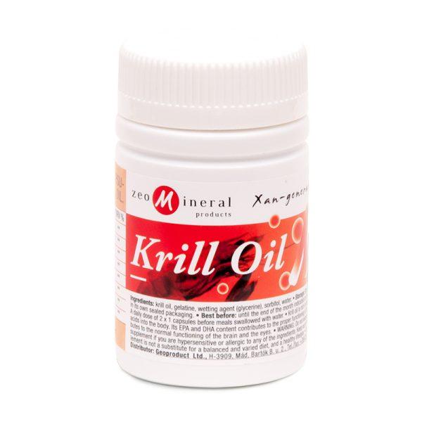 Ulei de Krill (60 capsule) Imagine 1