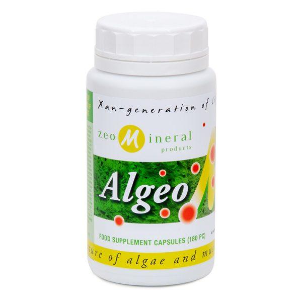 Zeomineral Algeo (180 capsule) Imagine 1