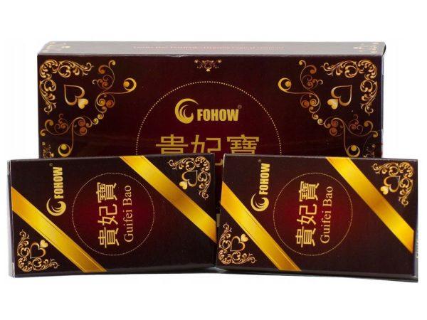 Fohow Guyfei Bao – Ovule Intravaginale (6 cps/cutie) Imagine 1