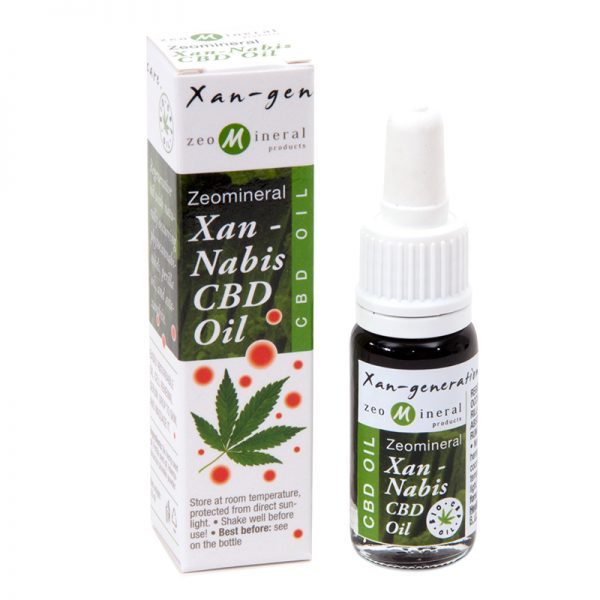 Xan-Nabis CBD OIL (10 ml) Imagine 1