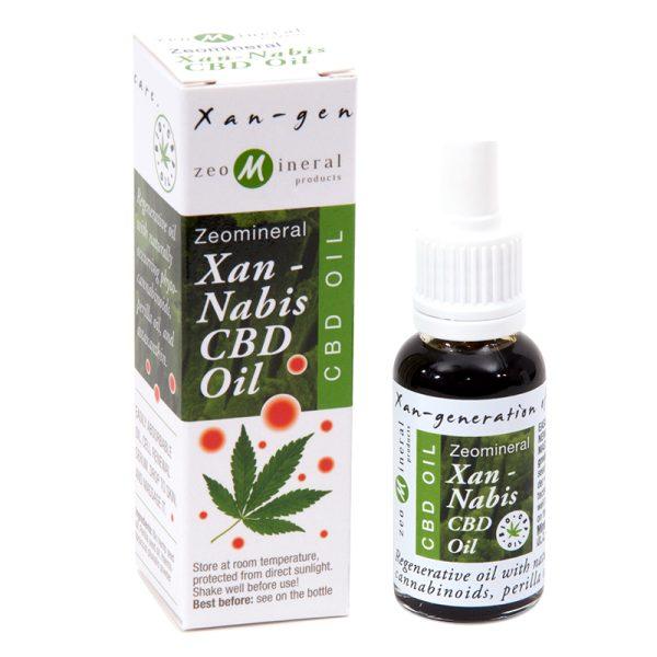 Xan-Nabis CBD OIL (20 ml) Imagine 1