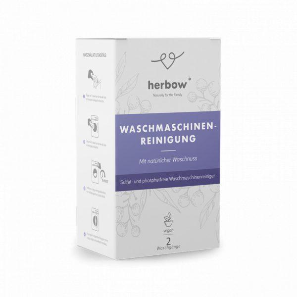 Dezinfectant pentru masina de spalat – Herbow (Bio) – 200 g Imagine 1