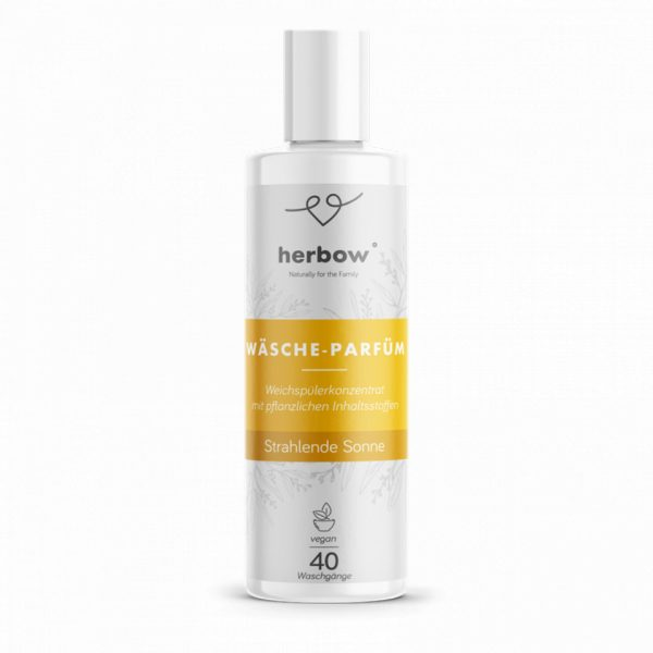 Parfum de rufe Herbow (Bio) – Radiant Sun 200 ml Imagine 1