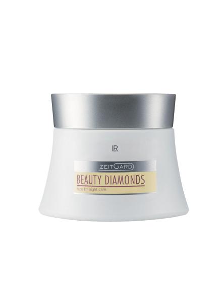 ZEITGARD Crema de noapte antirid Beauty Diamonds (50 ml) Imagine 1